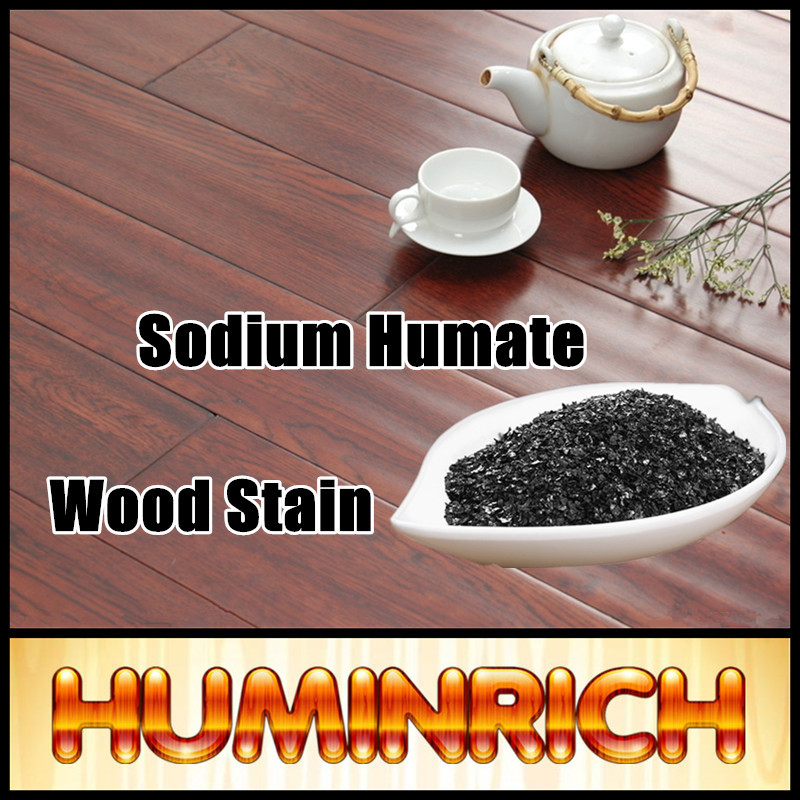 Huminrich Shenyang Water Soluble Humic Acid Sodium Salt Wood Stain