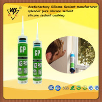 Free Samples Acetic/actoxy Silicone Sealant manufacturer, splendor pure silicone sealant, silicone sealant caulking