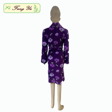 Unique Ladies Flannel Bathrobes Wholesale