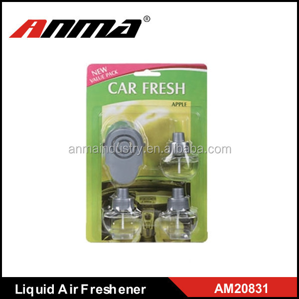 High Quality Car Perfume Gel Auto Clip Air Freshener