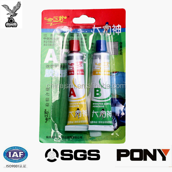 AB glue for vehicle filling of sticking long time guarantee,glue stick