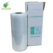 Machine Use Plastic Wrapping Stretch Film for Pallet Packaging