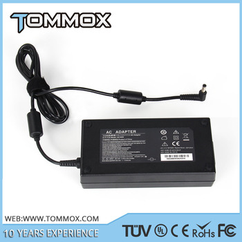19V 9.5A AC Power supply for ASUS G55 G73 G75,MSI GT60 GT70GT780 MS1761 MS1762,(180W 5.5x2.5mm)