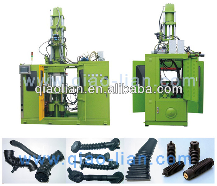 rubber injection molding machine / rubber car parts making machine