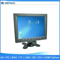 8 Inch Small Color LCD TV