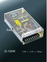 Q-120C normal quad switching power supply