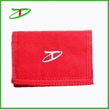 Fashionable 600D fabric funny coin wallet for children, money clip wallet women
