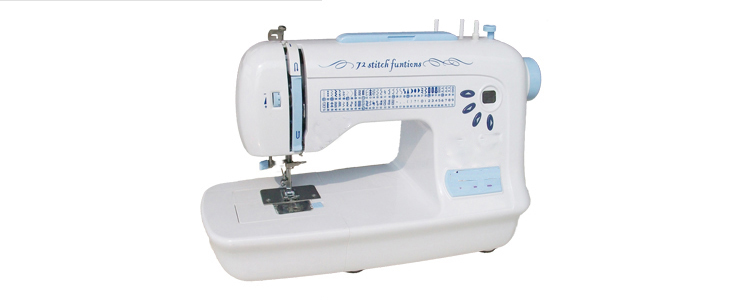 2018 hot sale model computerized sewing machine one-step button-hole sewing UFR-787 computer sewing machine