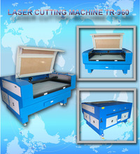 acrylic pvc sheets/Eva foam sheet Fabric blouses Laser Cutting Machine