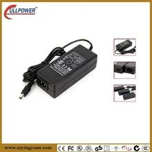 UL FCC approved 12V 5A CCTV swtitching power supply