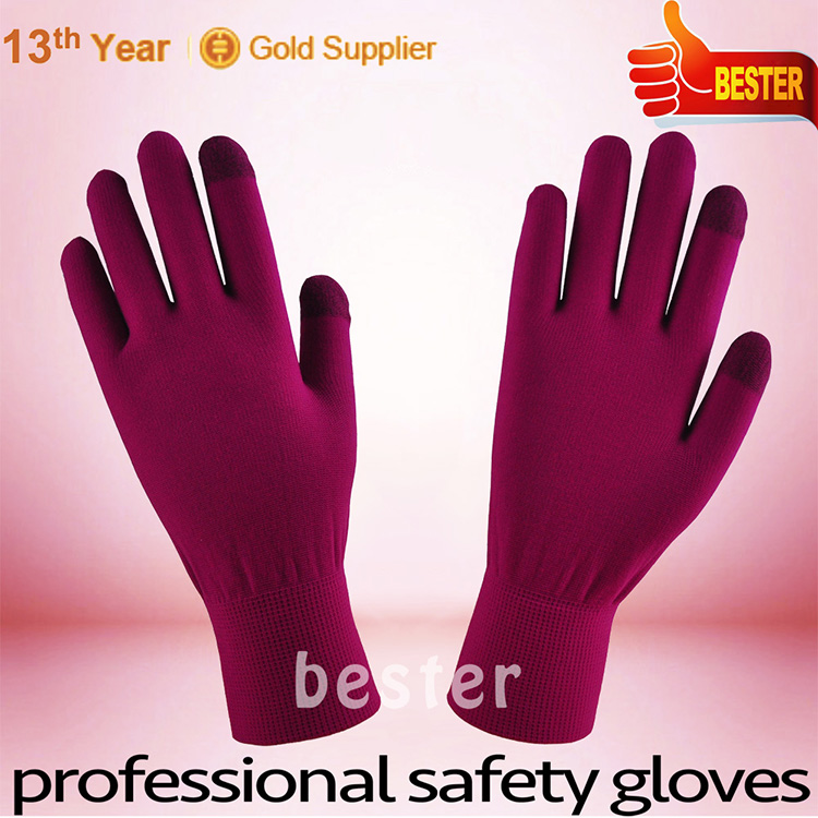 Cheap price custom super quality touch screen cell phones gloves