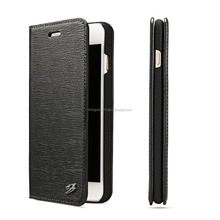 high quality wallet leather stand case with slots card for iPhone 7 plus