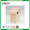 wholesale wooden bird cage animal protection use eco-friendly bird feeder house