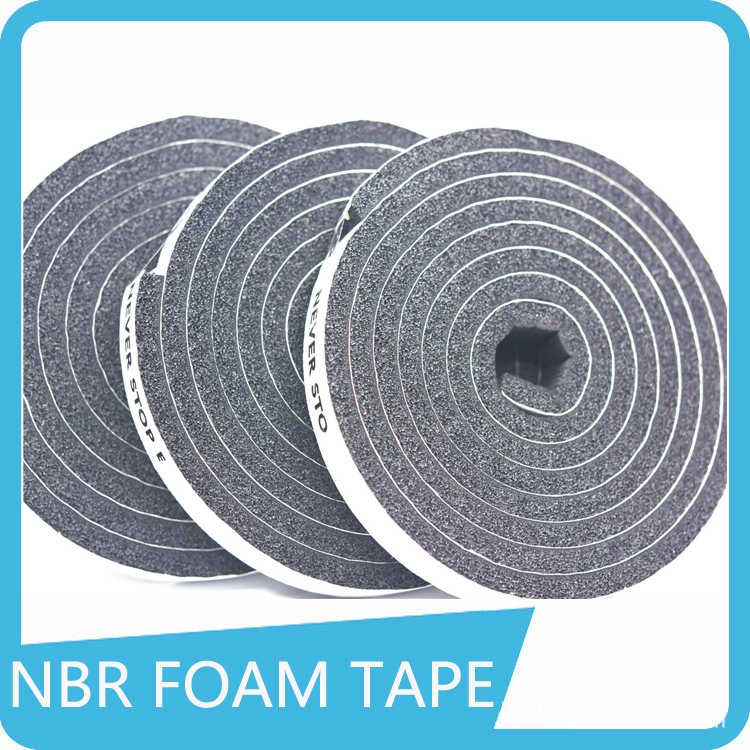 high thermal conductive Insulation Rubber Foam Tape