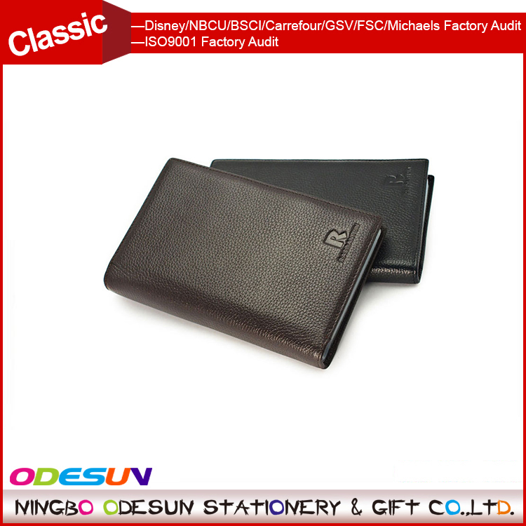 Universal NBCU FAMA BSCI GSV Carrefour Factory Audit Manufacture briefcase leather business card holder