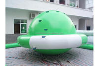 Top cheap inflatable water toys, inflatable floating water park equipment with great fun