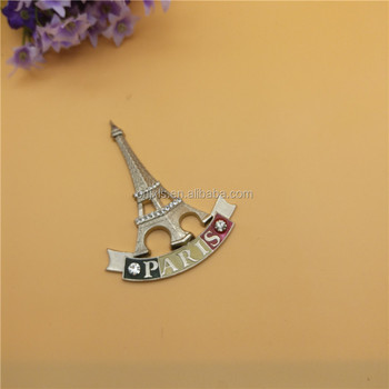 Eiffel Tower fridge magnet , Paris fridge magnet for eiffel tower souvenir
