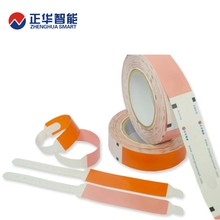 disposable rfid wristbands paper wristbands for rfid wristband reader