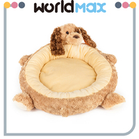 Factory Price Comfortable Animal Home Memory Foam Pet Bed Dog Kennel