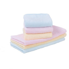 Best Price Face Washer 100% Bamboo Terry Baby Face Washcloth 10&quot;<strong>x10</strong>&quot; Baby Face Towel