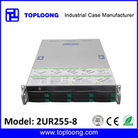 Hotswap Storage Server Case 2U 8