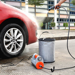 Household Cleaning Product GFS-GL2 Portable Suction Pump High Pressure Washer for Air Conditioner Cleaning