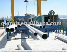 Pipe Prefabrication Production Line(Containerized),Pipe Spool Prefabrication Production Line(Movable)