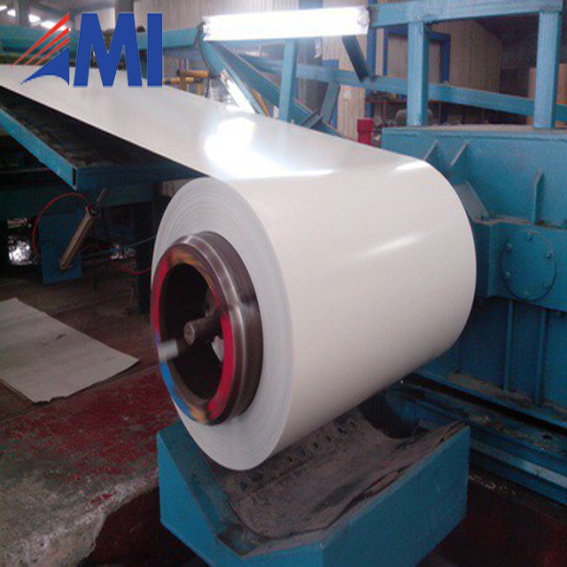 AMI High Quality Cold Rolled DX51D Prime Hot Dipped prepainted Galvanized Steel Coil and Sheet Price for Construction