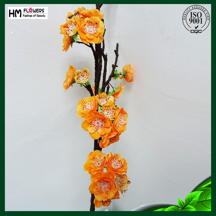 factory sell new item pulm blossom artificial flower shops