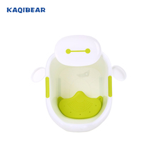 China wholesaler plastic kids baby portable safe bath tub