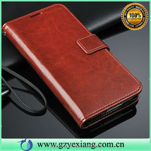 Luxury Book Style Handy Cover For Samsung Galaxy S4 Wallet Case