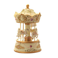 Best Selling Beautiful Carousel Music Box