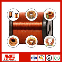 Free Sample Class155 Enameled Coated Copper Winding Wire Coil Price For Motor