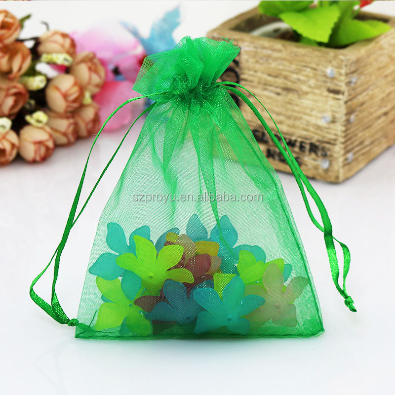 Organza Wedding Party Favor Decor Gift Candy Pouch Bags