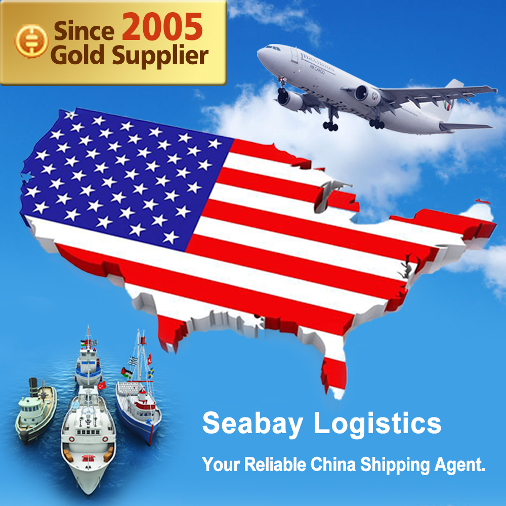 Reliable Shipping Containers Freight Forwarder from China to New York USA