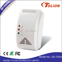 TOLION GD701N Home Network Sound and flash alarm portable LPG gas leak detector
