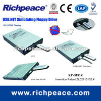 USB floppy disk drive for Gyro 20 Compactor