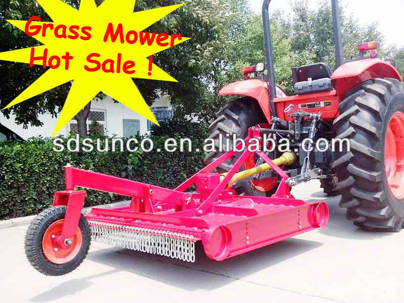 Tractor Mounted Grass Slasher