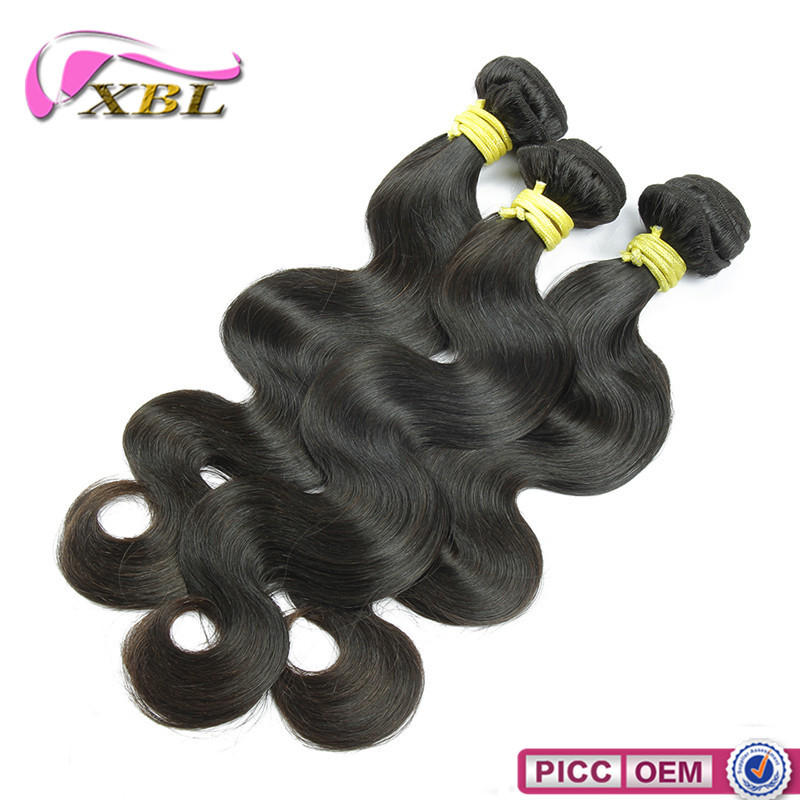 Unprocessed 100% Malaysian Hair Body Wave Wholesale Malaysian Hair