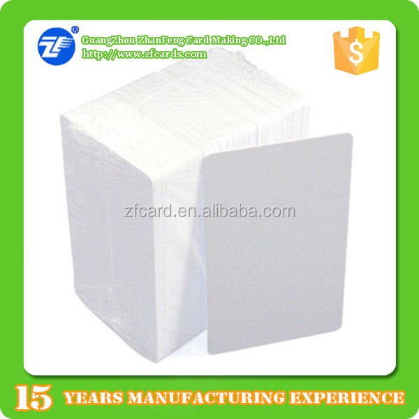 Wholesale plastic inkjet printable pvc id <strong>cards</strong> factory