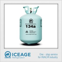 with SGS certificate new purity r134a refrigerant gas