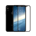 Case Friendly 2.5D Nano Clear Screen Protector For iPhone X Tempered Glass Film
