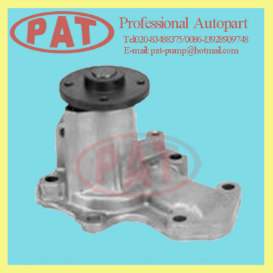 hot-sale auto engine water pump MN155686 1222000001 987556 GWM-82A for Mitsubishi Colt VI/Colt CZC Cabriolet