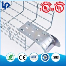 solar system construction Strong and Flexible Wire Mesh Cable Tray