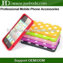 polka dot case for iphone5