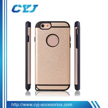 Promotional Heat reduction with dust cap for iphone 6 case