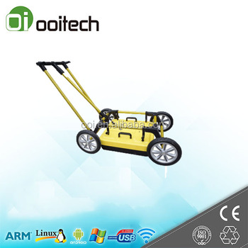 Wireless integrated ground penetrating radar testing instrument Wuhan Y-Link