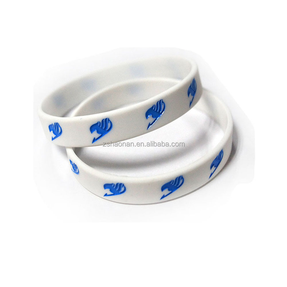 wholesale custom cheap silicone wristband VIP bracelet
