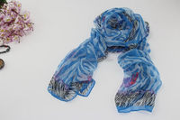 Newest most popular wholesale polyester infinity scarf