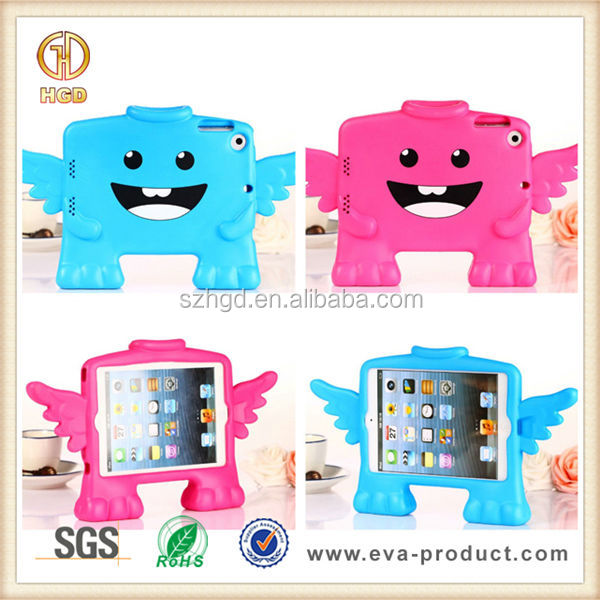 New EVA kids Portable Shockproof custom oem custom case for iPad mini